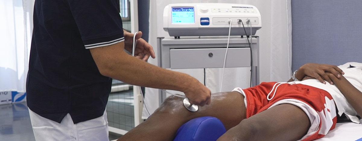 Tecarterapia a Milano