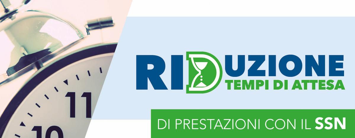 Riduzione tempi di attesa prestazioni erogate tramite SSN | Poliambulatorio Villa Esperia Milano